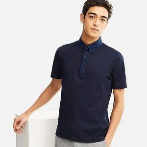 SET OF 3: Uniqlo Men Airism Polo Shirt